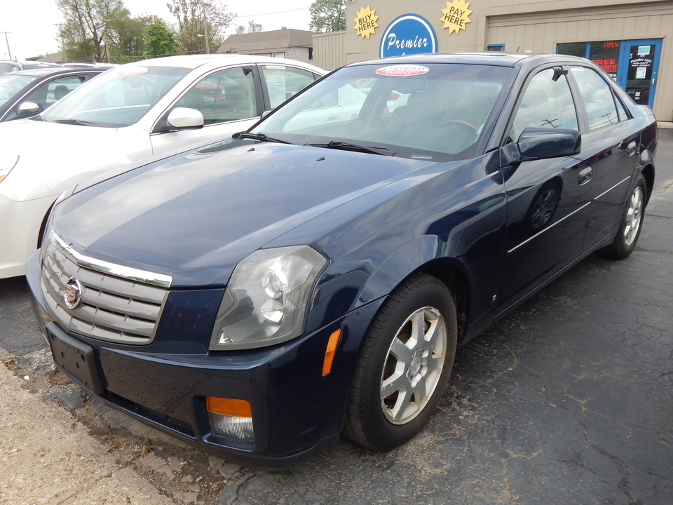 2006 Cadillac CTS  - Premier Auto Group
