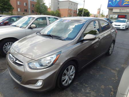 2012 Hyundai Accent GLS for Sale  - 194621  - Premier Auto Group