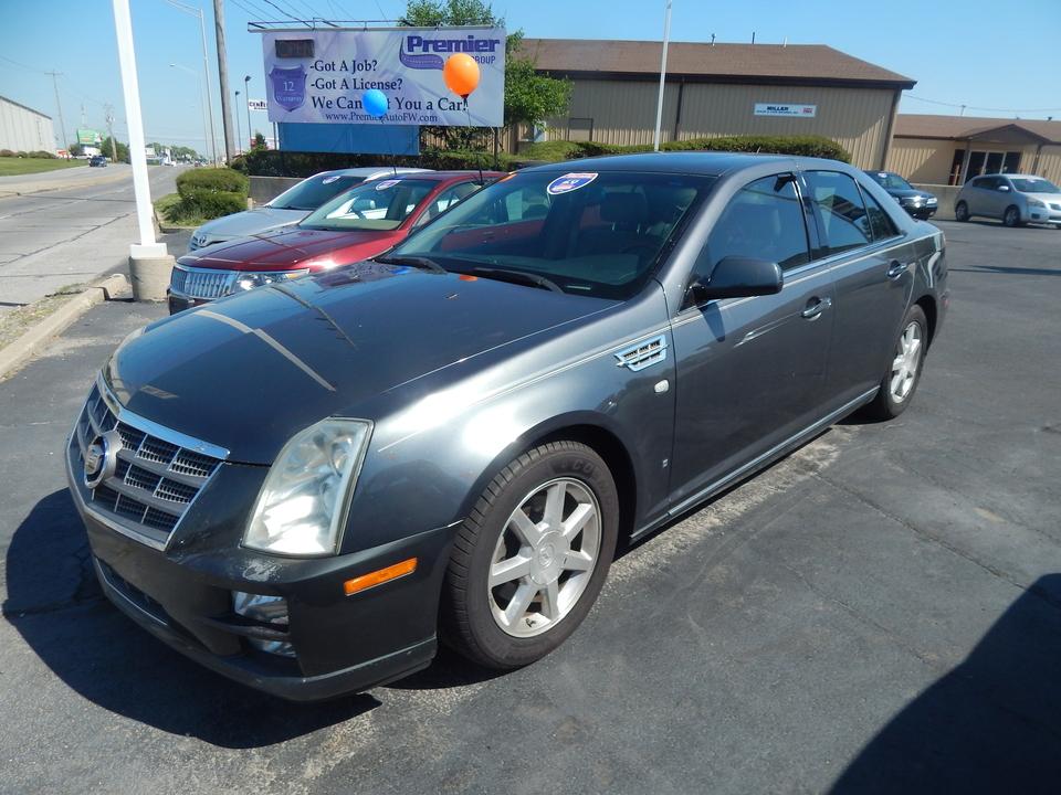 2008 Cadillac STS AWD w/1SB  - 126884  - Premier Auto Group