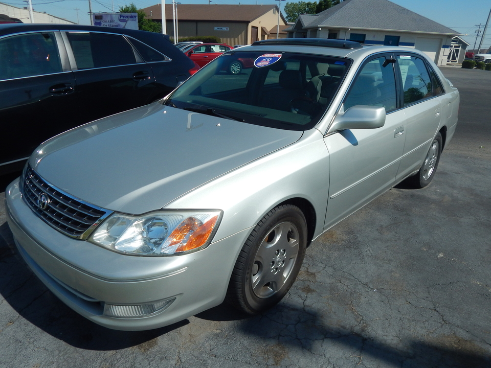 2003 Toyota Avalon XL  - 302698  - Premier Auto Group