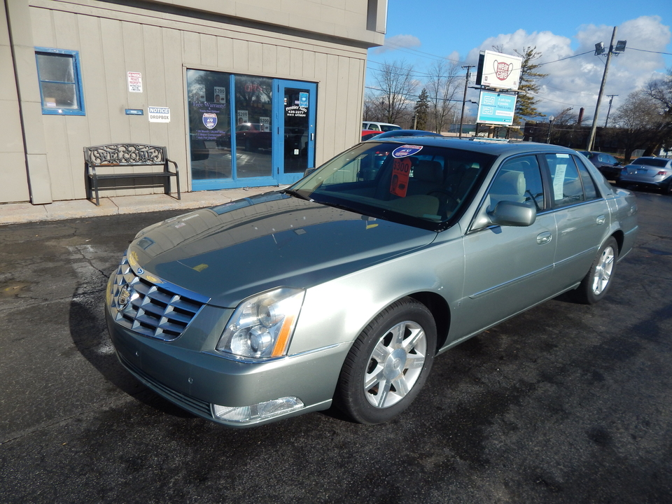 2006 Cadillac DTS  - Premier Auto Group