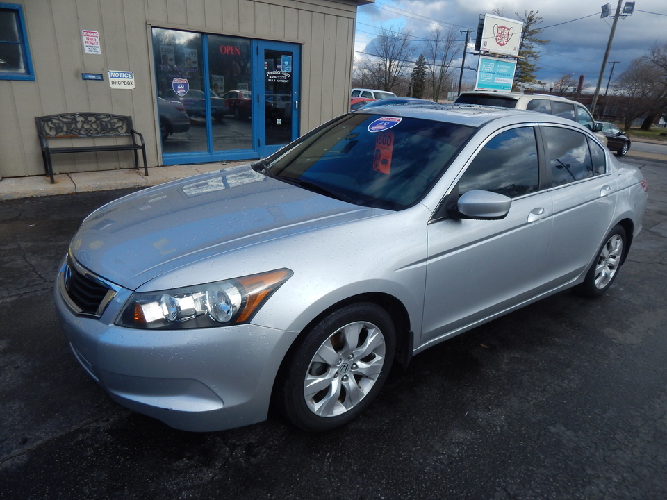 2009 Honda Accord EX-L  - 081168  - Premier Auto Group