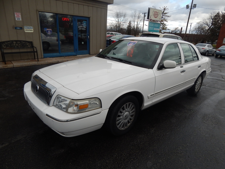 2008 Mercury Grand Marquis LS  - 602407  - Premier Auto Group