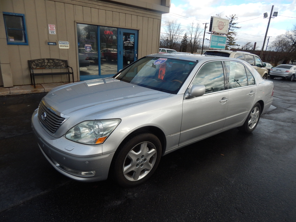 2004 Lexus LS 430  - Premier Auto Group