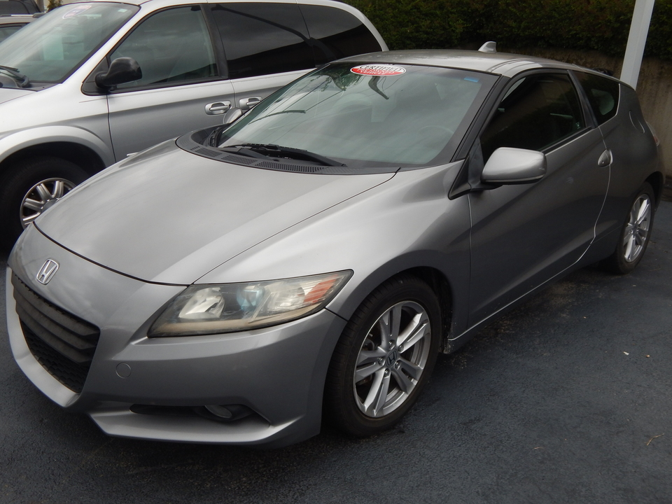 2011 Honda CR-Z  - Premier Auto Group