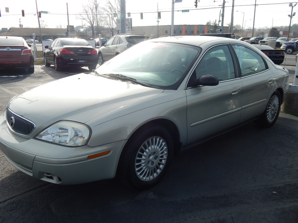 2005 Mercury Sable GS  - 604611A  - Premier Auto Group