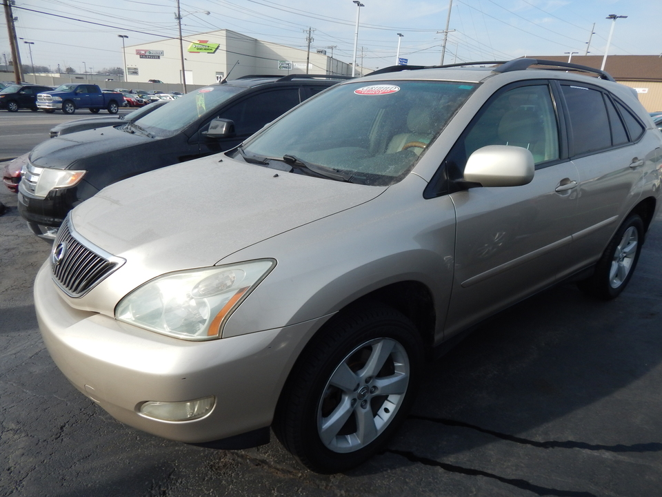 2004 Lexus RX 330  - 011745  - Premier Auto Group
