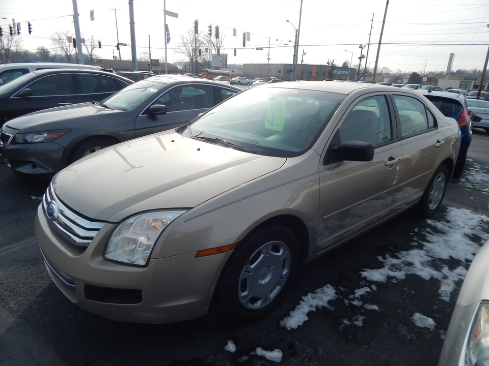 2006 Ford Fusion S  - 177356A  - Premier Auto Group
