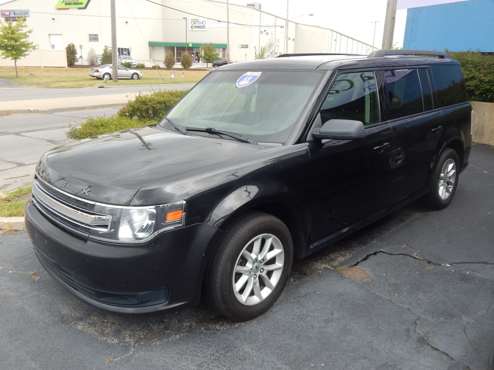 2013 Ford Flex SE  - d26931  - Premier Auto Group
