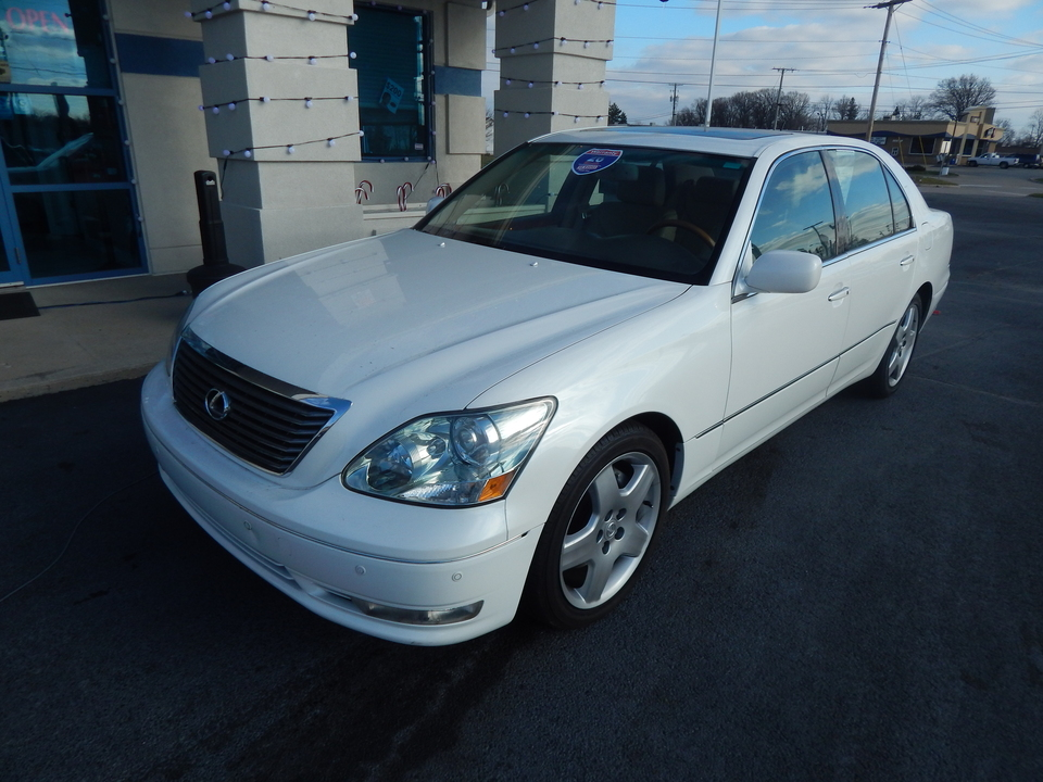2005 Lexus LS 430  - 028747  - Premier Auto Group