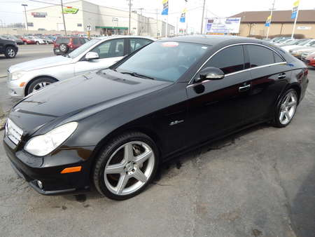 2008 Mercedes-Benz CLS-Class 6.3L AMG for Sale  - 21141  - Premier Auto Group