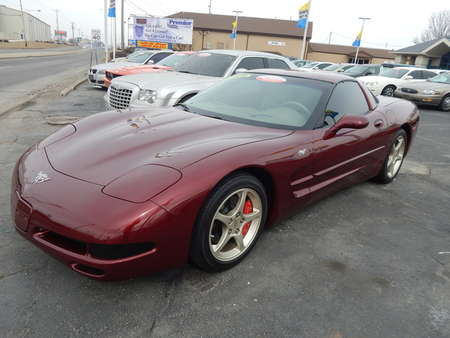 2003 Chevrolet Corvette  for Sale  - 130488  - Premier Auto Group