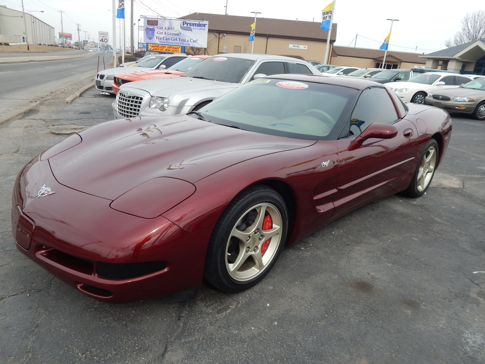 2003 Chevrolet Corvette  - Premier Auto Group