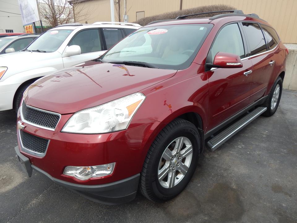 2011 Chevrolet Traverse  - Premier Auto Group