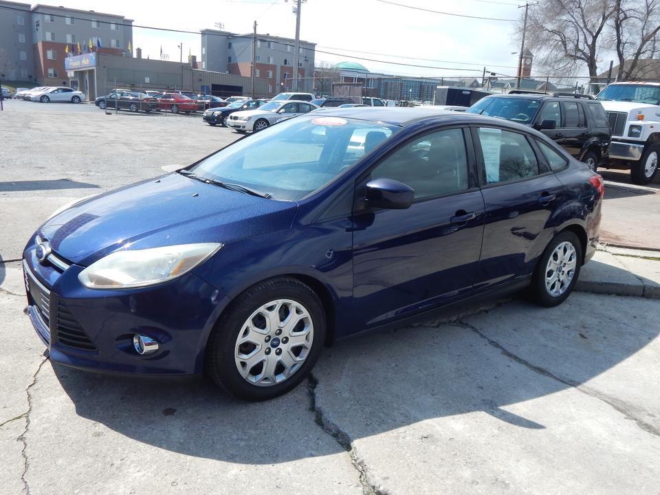 2012 Ford Focus  - Premier Auto Group