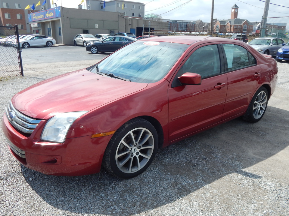 2008 Ford Fusion  - Premier Auto Group