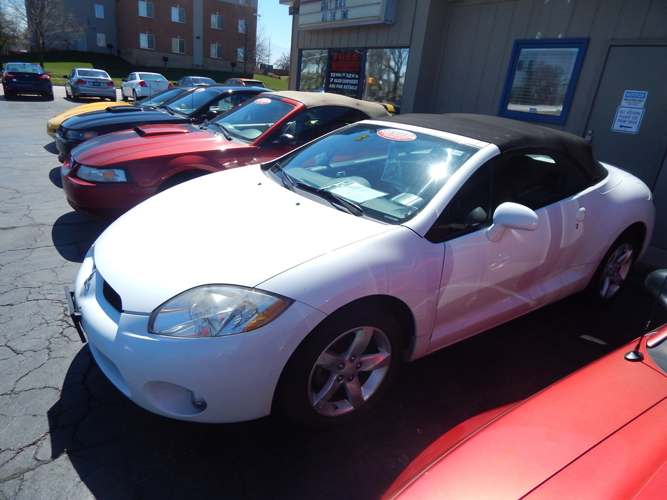 2008 Mitsubishi Eclipse  - Premier Auto Group