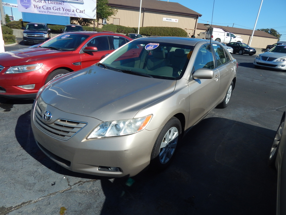 2007 Toyota Camry LE  - 026672  - Premier Auto Group