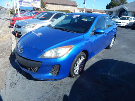 2012 Mazda Mazda3 i Touring for Sale  - 606646  - Premier Auto Group
