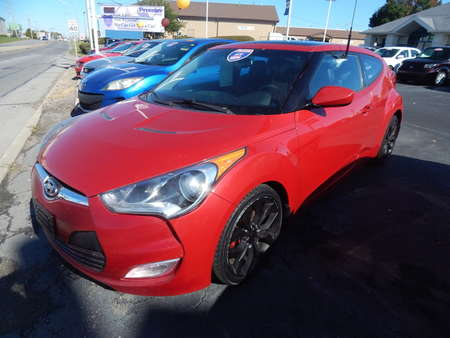 2013 Hyundai Veloster w/Gray Int for Sale  - 099361  - Premier Auto Group