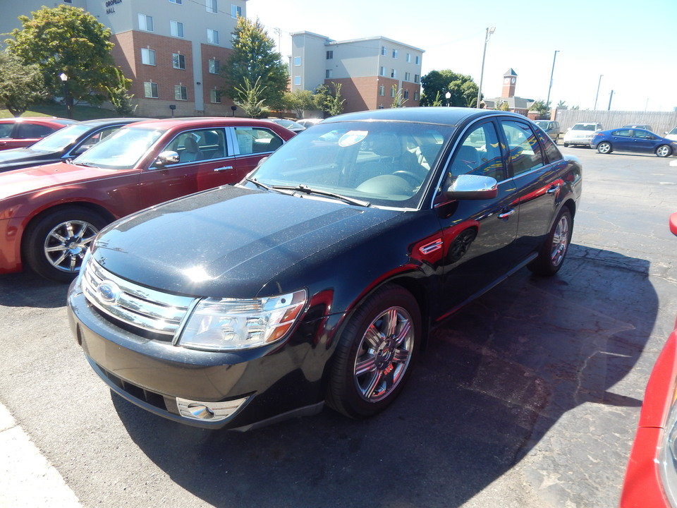 2008 Ford Taurus Limited  - 124307  - Premier Auto Group