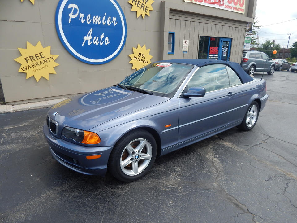 2002 BMW 3 Series  - Premier Auto Group