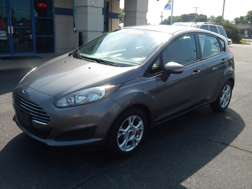2014 Ford Fiesta  - Premier Auto Group