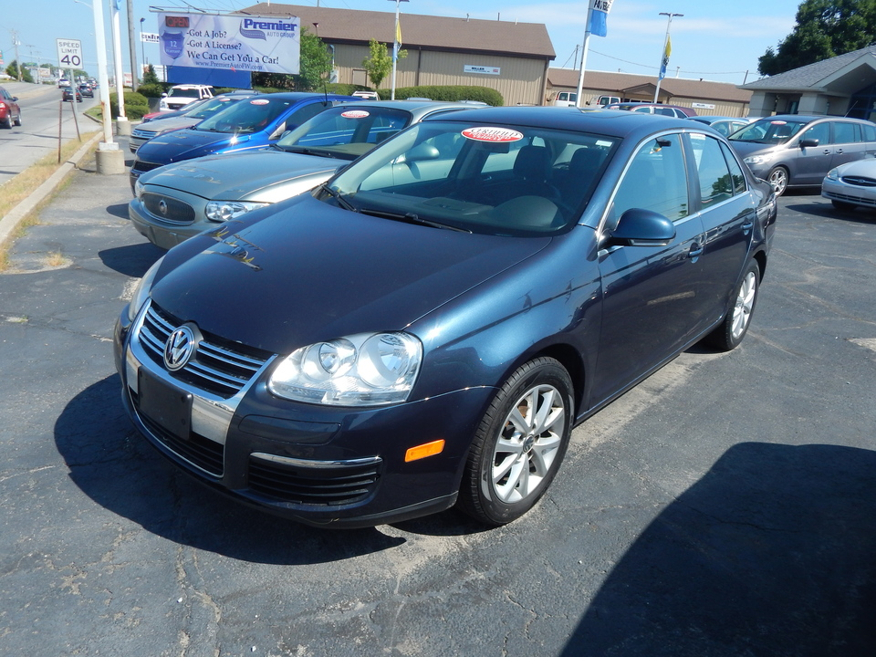 2010 Volkswagen Jetta Sedan  - Premier Auto Group