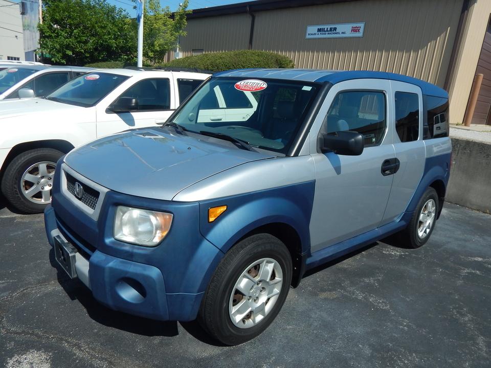 2006 Honda Element  - Premier Auto Group