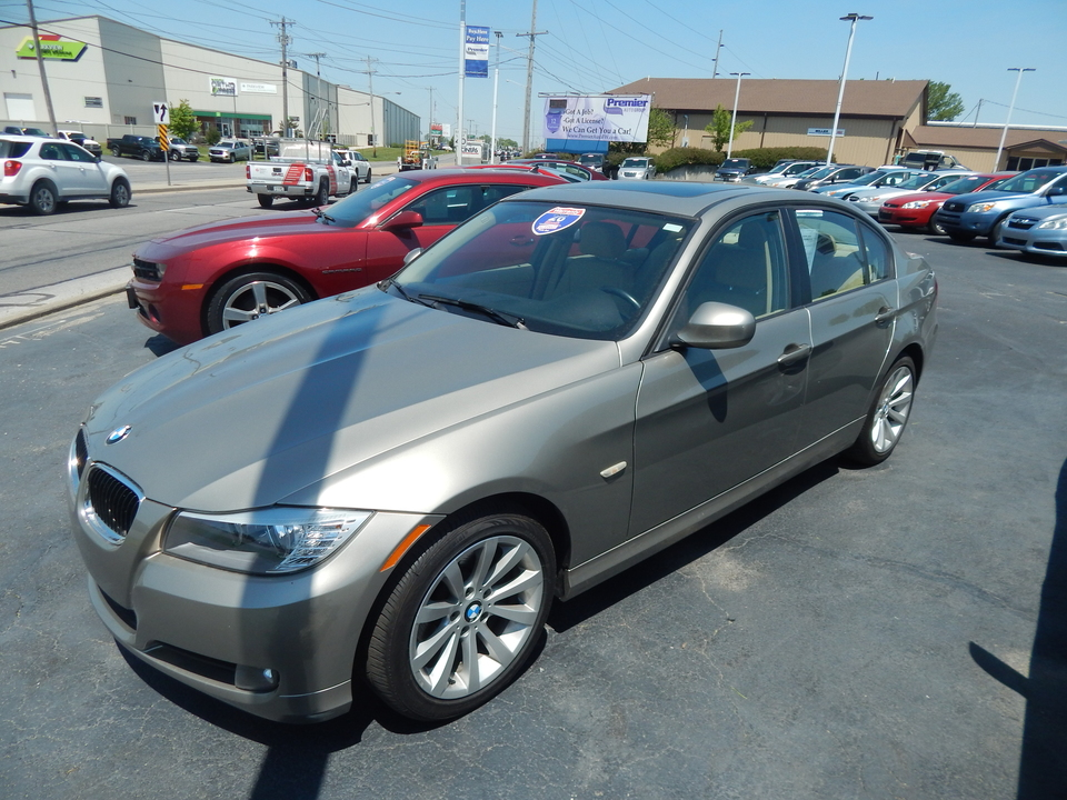 2011 BMW 3 Series  - Premier Auto Group