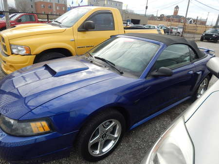 2003 Ford Mustang GT Deluxe for Sale  - 403280  - Premier Auto Group