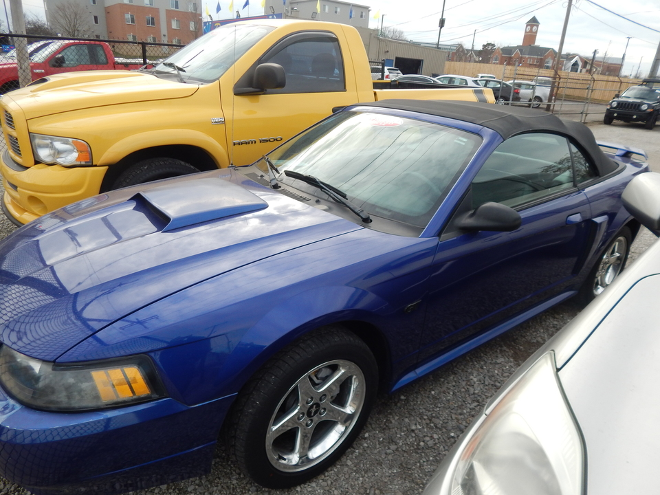2003 Ford Mustang GT Deluxe  - 403280  - Premier Auto Group