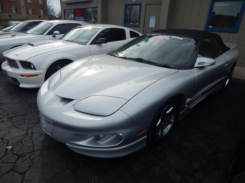 2002 Pontiac Firebird Firebird  - 156637  - Premier Auto Group