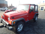 2004 Jeep Wrangler  - Premier Auto Group