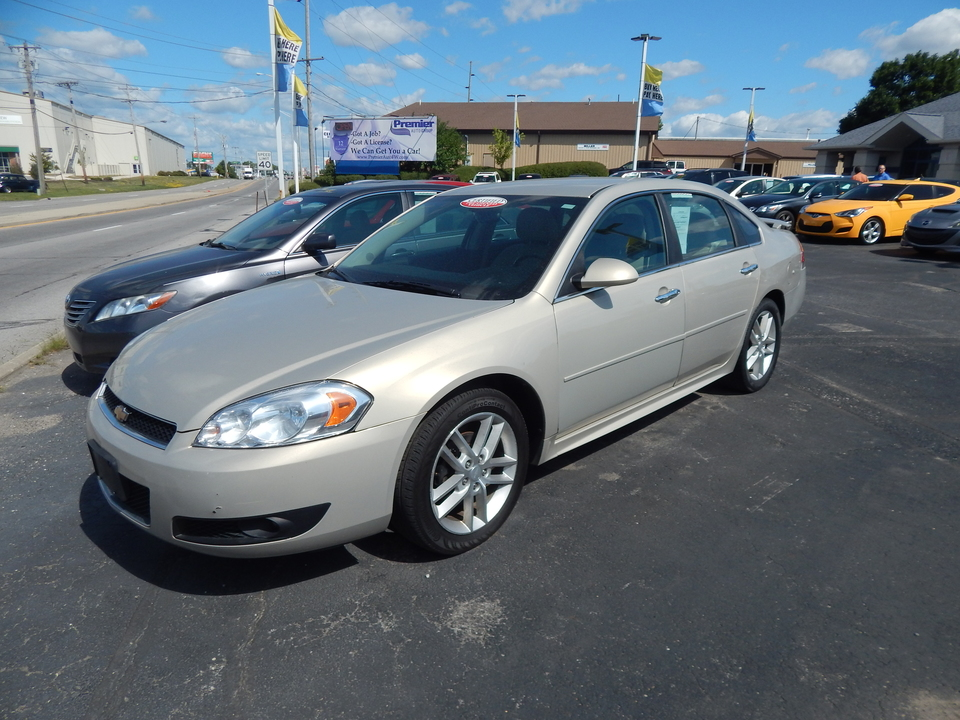 2012 Chevrolet Impala  - Premier Auto Group
