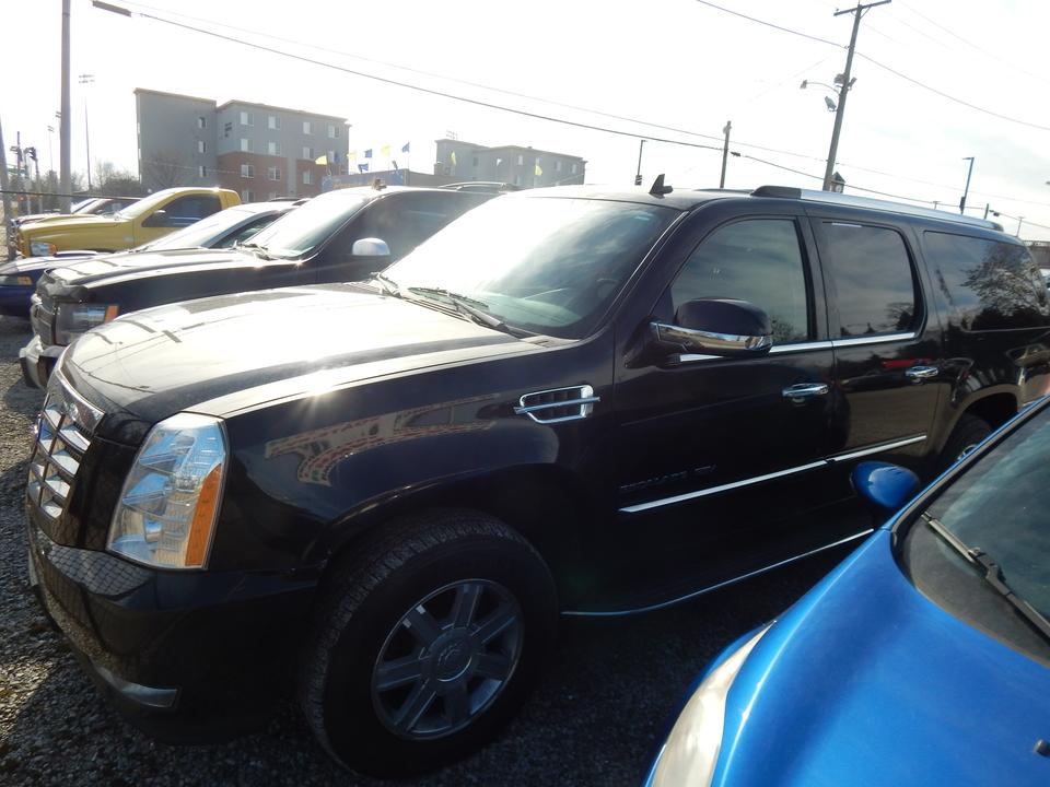2009 Cadillac Escalade ESV  - 292683  - Premier Auto Group