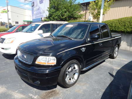 2003 Ford F-150 Harley-Davidson for Sale  - D21622B  - Premier Auto Group