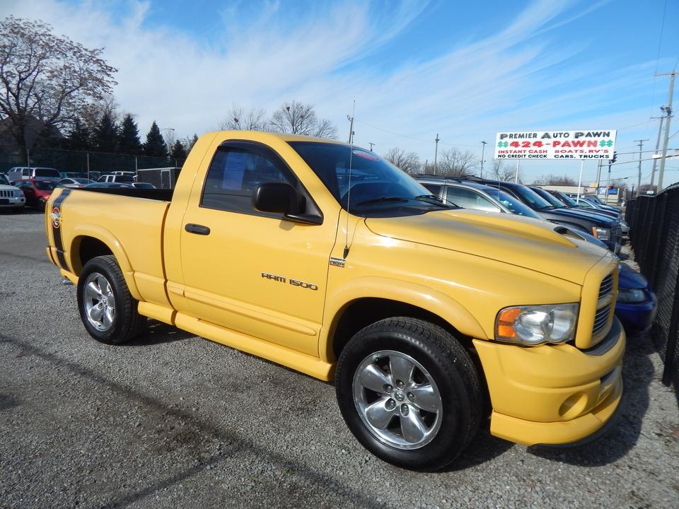 2005 Dodge Ram 1500 SLT  - 534860  - Premier Auto Group