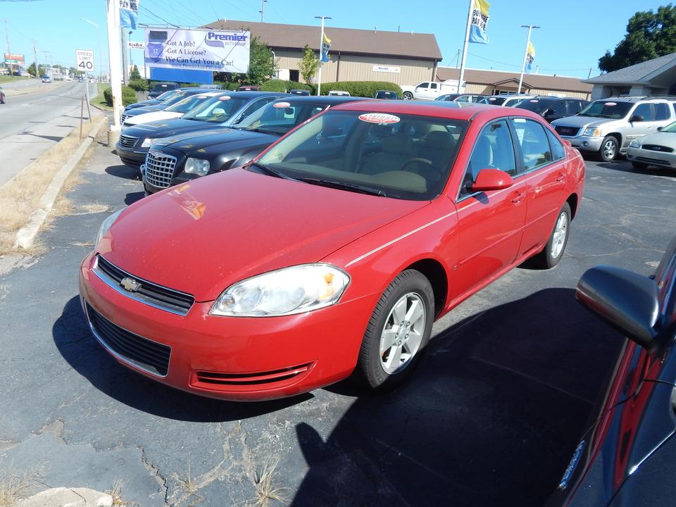 2008 Chevrolet Impala  - Premier Auto Group