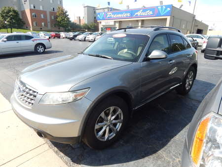 2008 Infiniti FX35  for Sale  - 202997  - Premier Auto Group