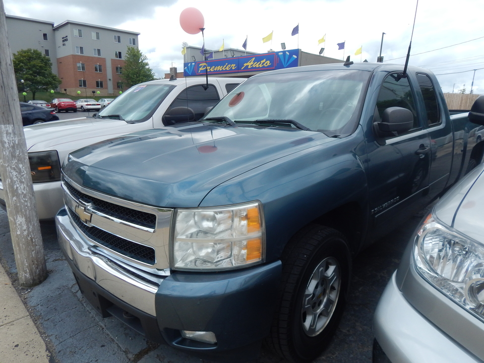 2008 Chevrolet Silverado 1500  - Premier Auto Group