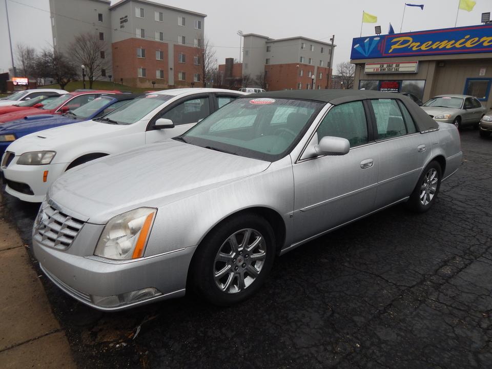 2009 Cadillac DTS  - Premier Auto Group