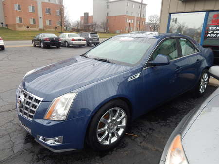 2009 Cadillac CTS RWD w/1SB for Sale  - 123884  - Premier Auto Group