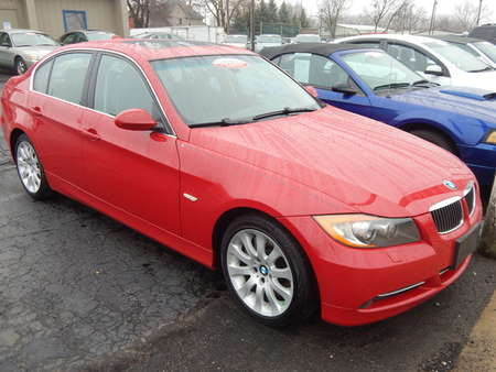 2007 BMW 3 Series 335xi for Sale  - 008153  - Premier Auto Group