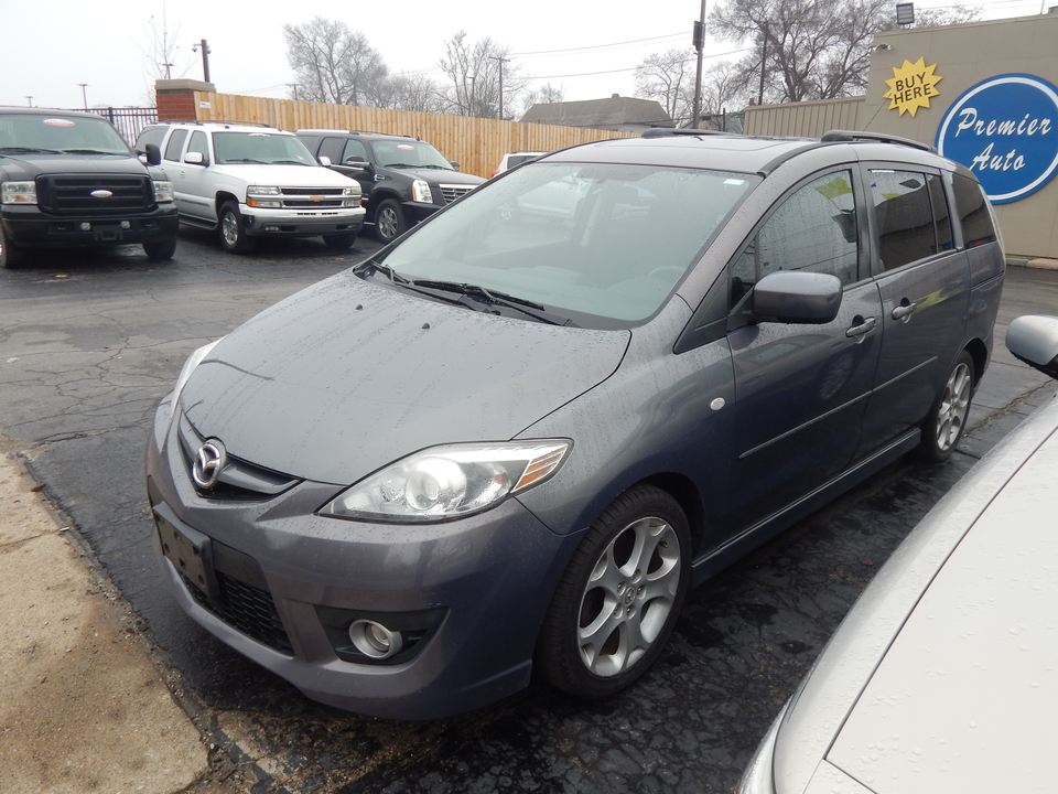 2008 Mazda Mazda5 Touring  - 307917  - Premier Auto Group