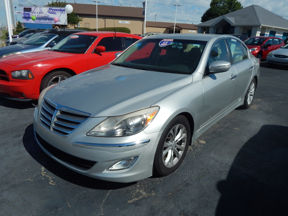 2012 Hyundai GENESIS 3.8L  - 162134  - Premier Auto Group