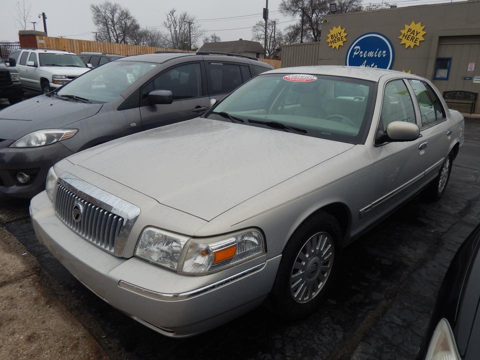 2007 Mercury Grand Marquis LS  - 639824  - Premier Auto Group