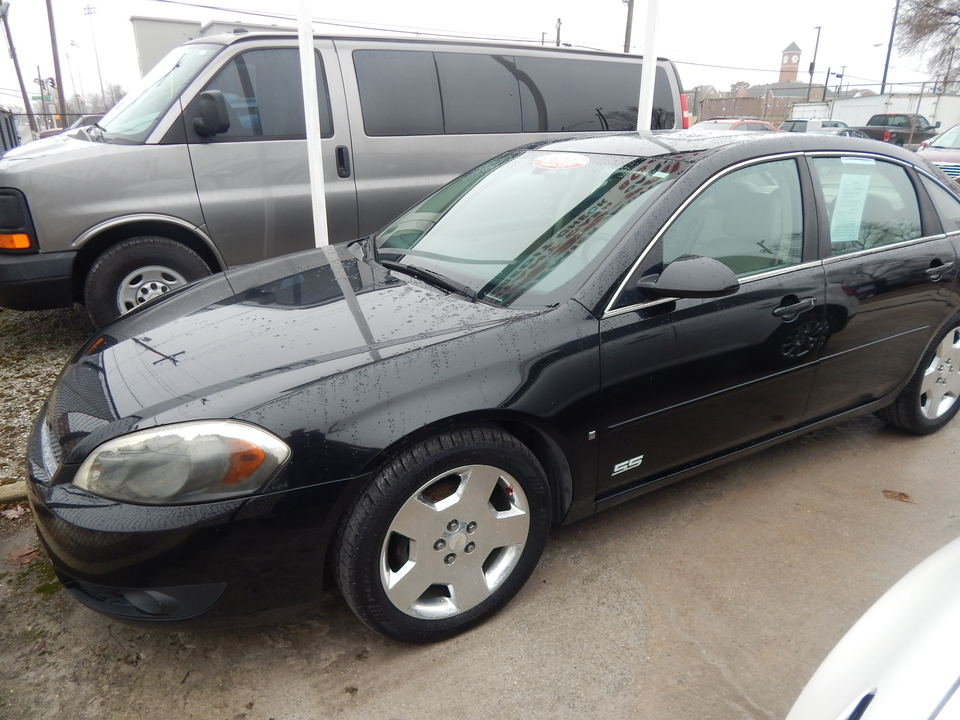 2006 Chevrolet Impala SS  - 115571  - Premier Auto Group