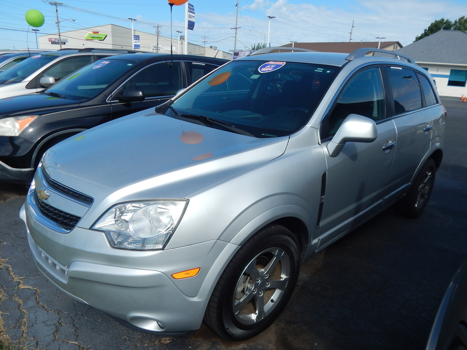 2013 Chevrolet Captiva Sport Fleet  - Premier Auto Group