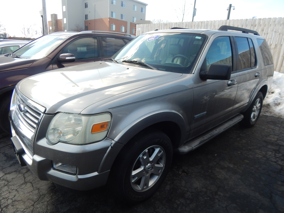 2008 Ford Explorer XLT  - A16507  - Premier Auto Group